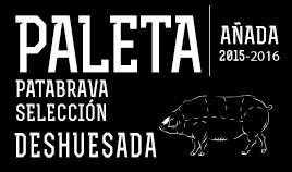 PALETA PATABRAVA SELECCIÓN AÑADA 15/16 DESHUESADA