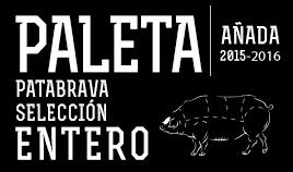 PALETA PATABRAVA SELECCIÓN AÑADA 15/16 ENTERA