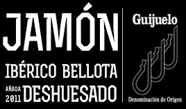 JAMÓN IBÉRICO BELLOTA D.O.P. GUIJUELO AÑADA 2011 DESHUESADO
