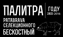 Палитра Иберийского желудь PATABRAVA выбор костей 15/16