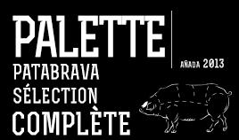 PALETTE PATABRAVA SÉLECTION COMPLET