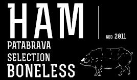 PATABRAVA SELECTION HAM BONELESS ADD 2011