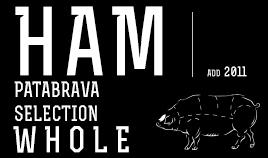 PATABRAVA SELECTION HAM WHOLE ADD 2011