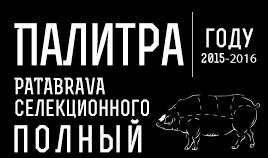 Палитра Иберийского желудь PATABRAVA весь выбор 15/16