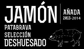 JAMÓN PATABRAVA SELECCIÓN DESHUESADO AÑADA 13/14