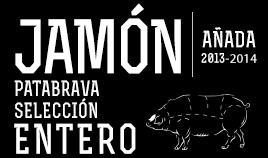 JAMÓN PATABRAVA SELECCIÓN AÑADA 13/14 ENTERO