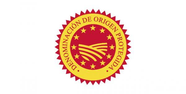 sello garantía Unión Europea Denominación de Origen Protegida