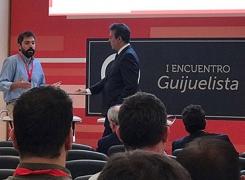 Encuentro Guijuelista apoyado por PATABRAVA